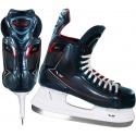 Коньки для хоккея с шайбой V76 F1.1 (с Высокой стойкой (геометрический аналог TUUK LIGHT SPEED EDGE) с полозом V76)