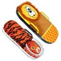 Сани-сноуботы из меха (игрушечный дизайн)