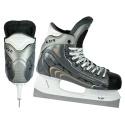 Коньки для хоккея с мячом V76 LUX PRO-ZS (L); ботинок по внутреннему пространству-геометрический аналог линейки VAPOR от BAUER